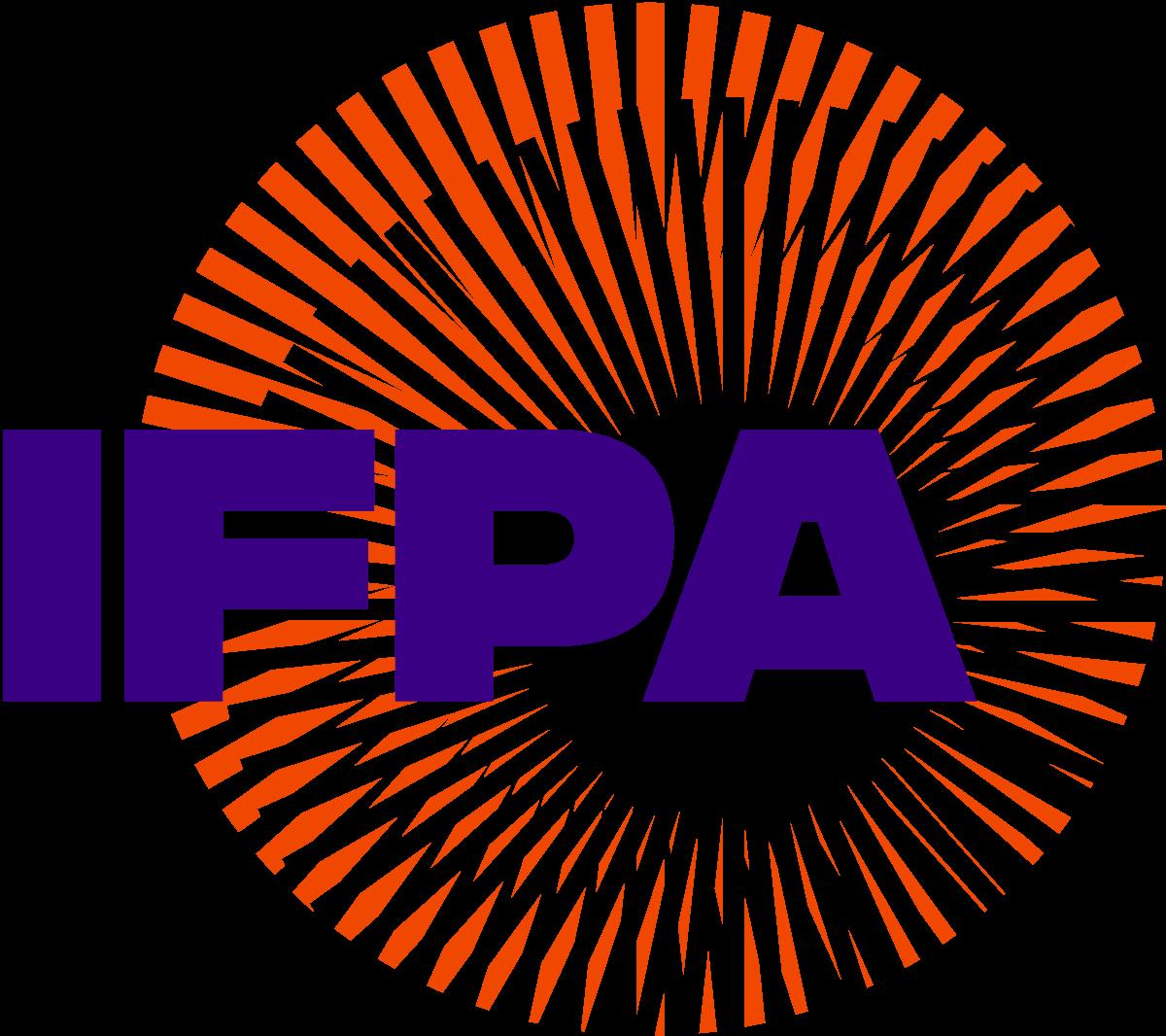 IFPA LOGO ON WHITE RGB